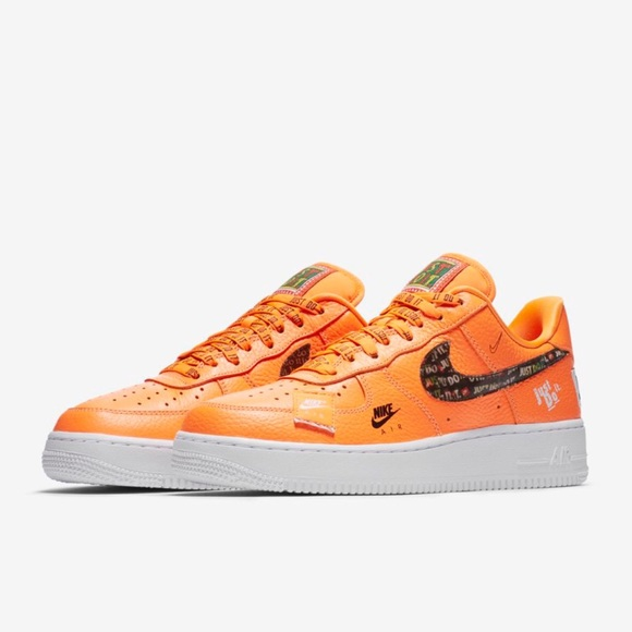 """buy popular amazon limited guantity Nike Air Force 1 Premium """"Just do It"""" Collection"""